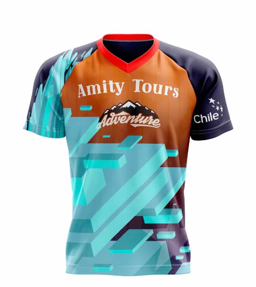 MTB Jersey Amity Tours