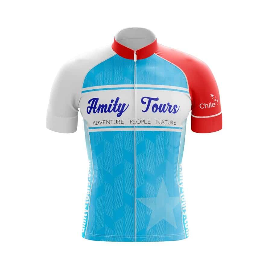Bike Jersey Amity Tours