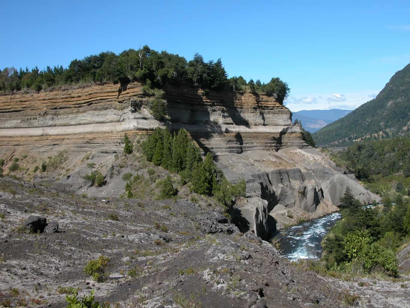 Conguillio National Park - Truful Truful Canyon