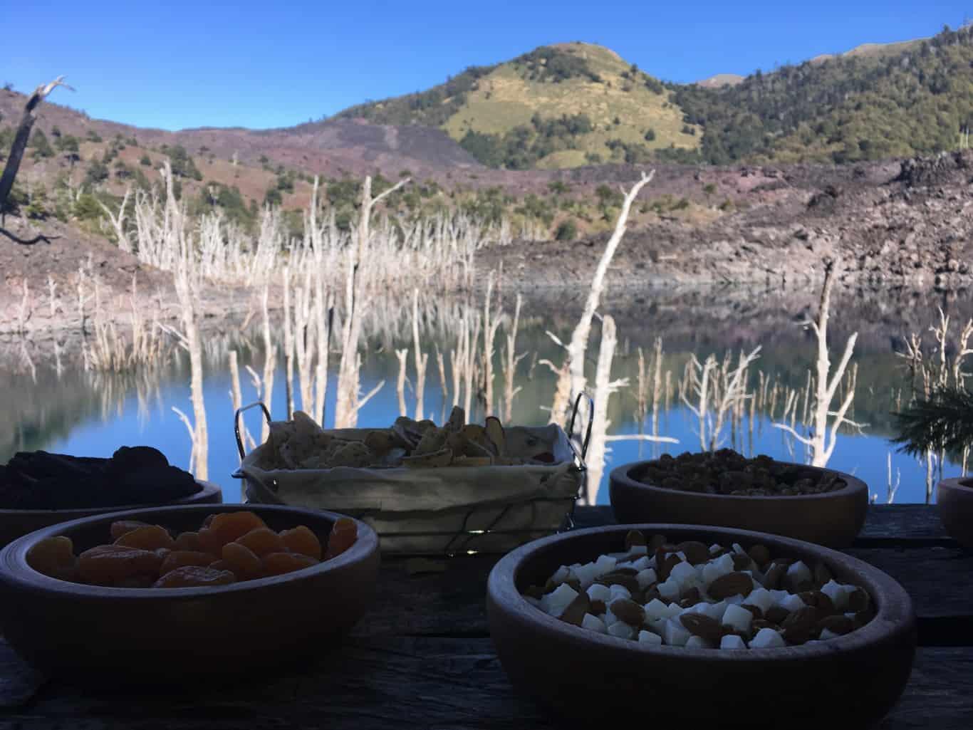 Conguillío National Park - Escorial Lagoon