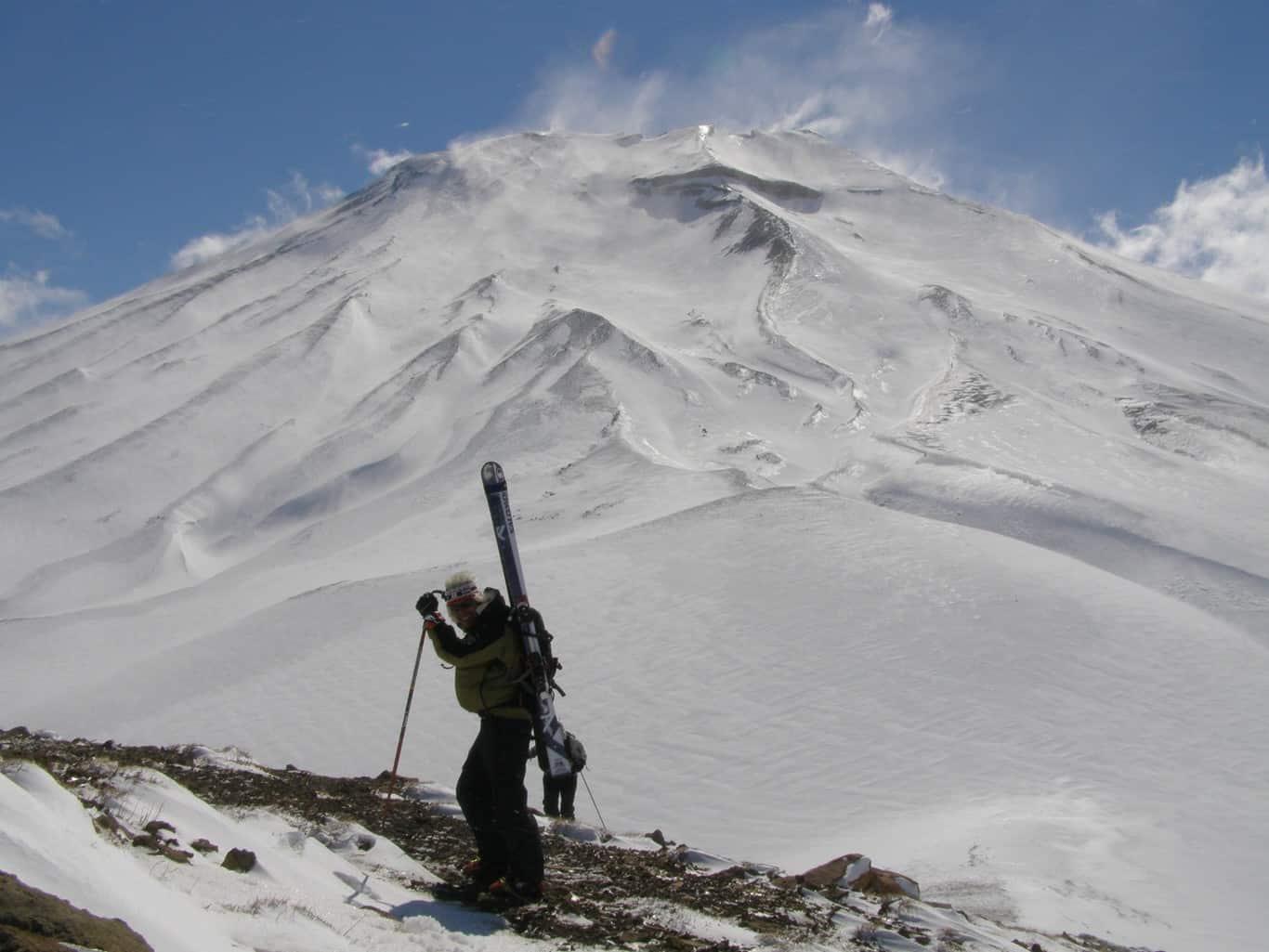 Corralco - Lonquimay Volcano