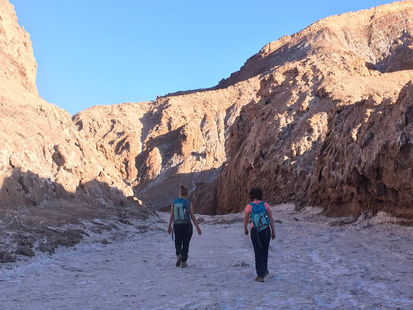 Day 1 - Moon Valley - Ckari Gorge Hike