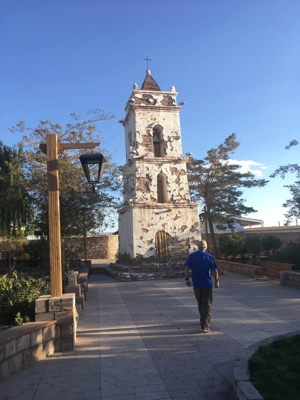 Day 2 - Historic Bell In Toconao