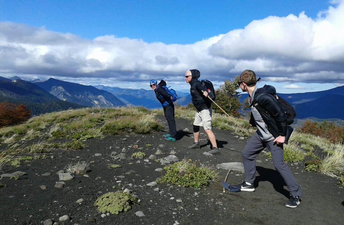 Conguillio National Park - Sierra Nevada Trail Hike