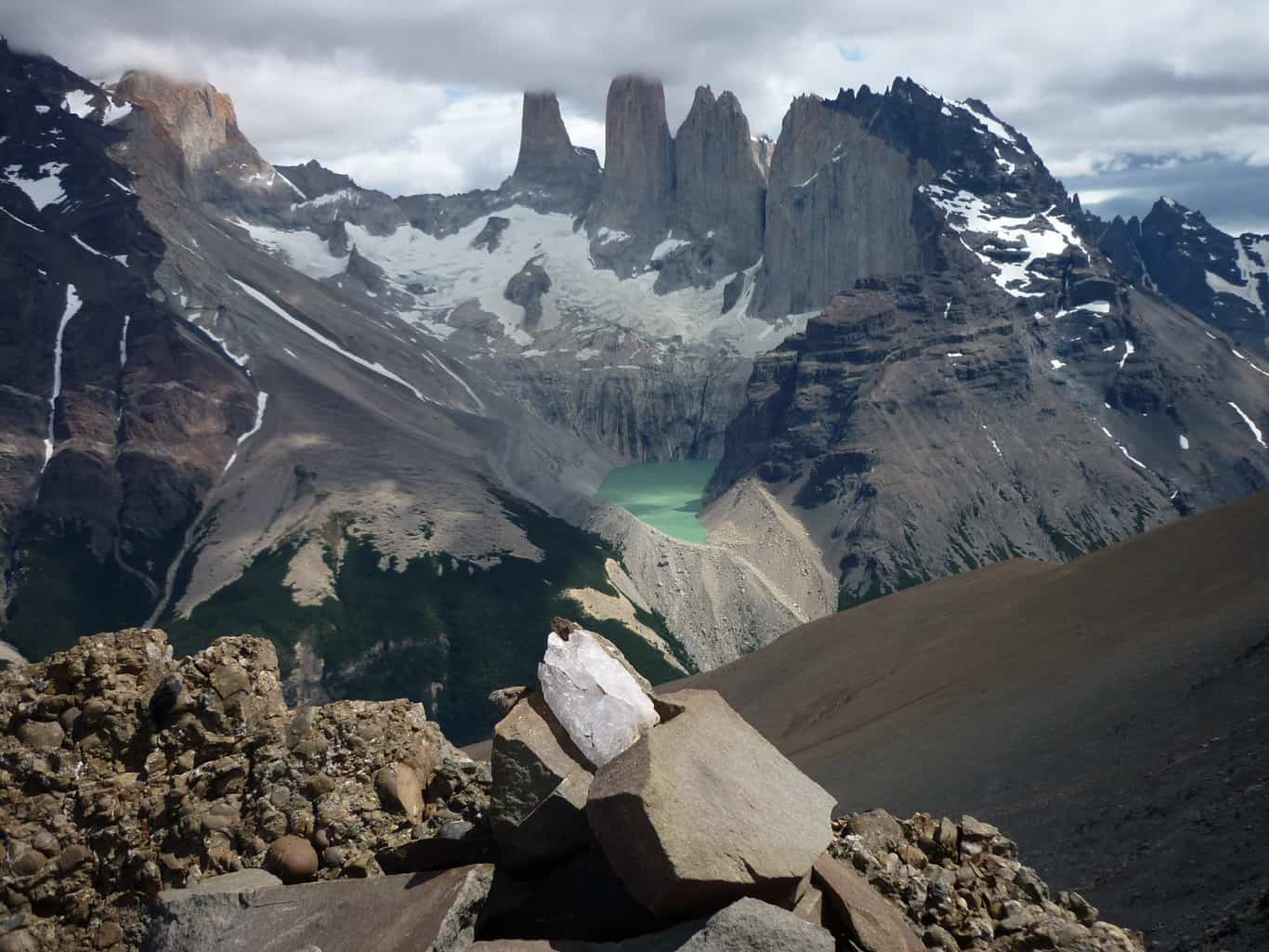 Off The Beaten Path Hike To The Base Of Las Torres