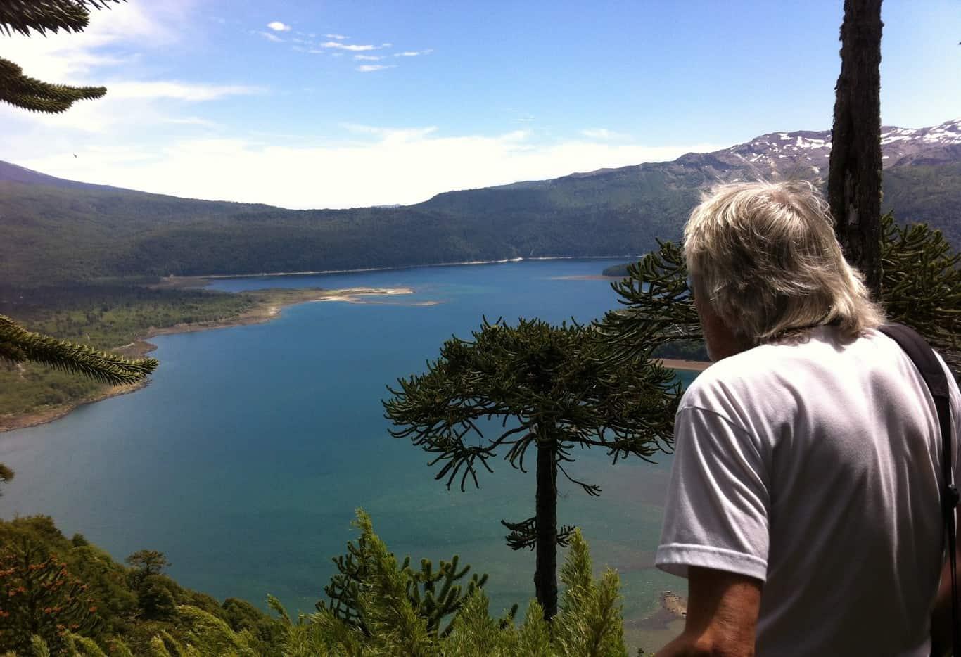 Conguillio National Park - Conguillio Lake