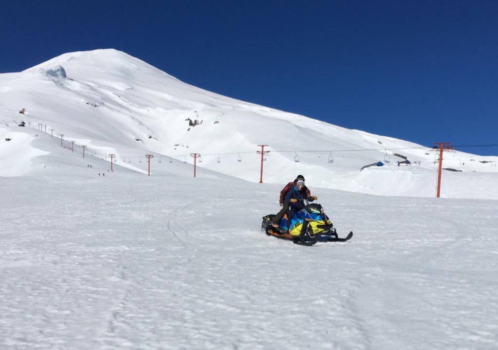 Pucón Ski Resort - Villarrica Volcano