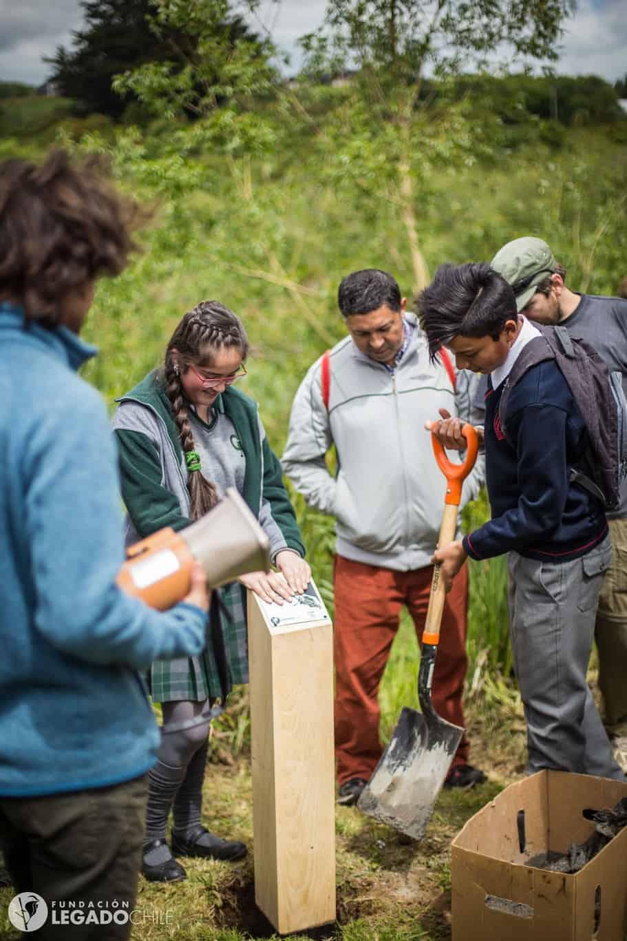 Rewilding Local Communities - Llanquihue Lake
