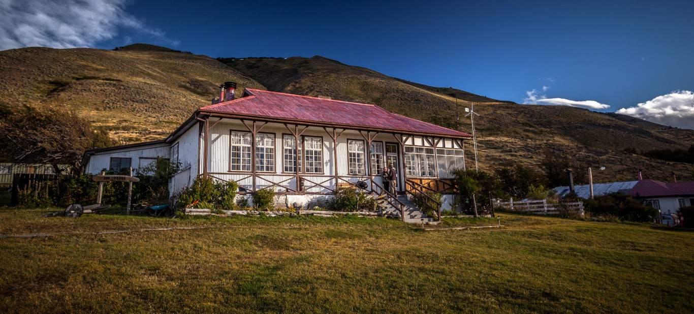 Torres Del Paine National Park - Estancia Lazo