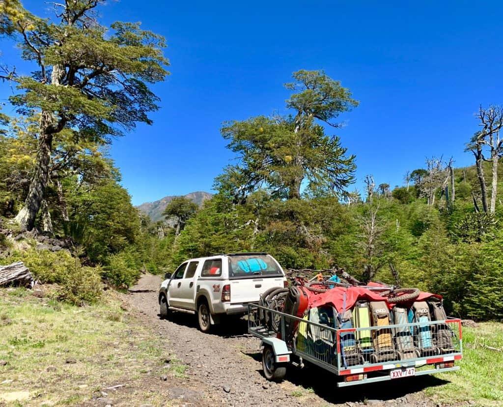 Amity y Evoc en Chile