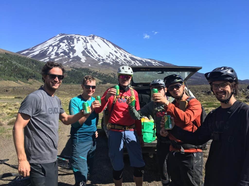Amity Tours con H&I Adventures y EVOC