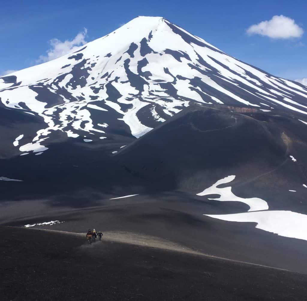 Amity Tours MTB en Chile