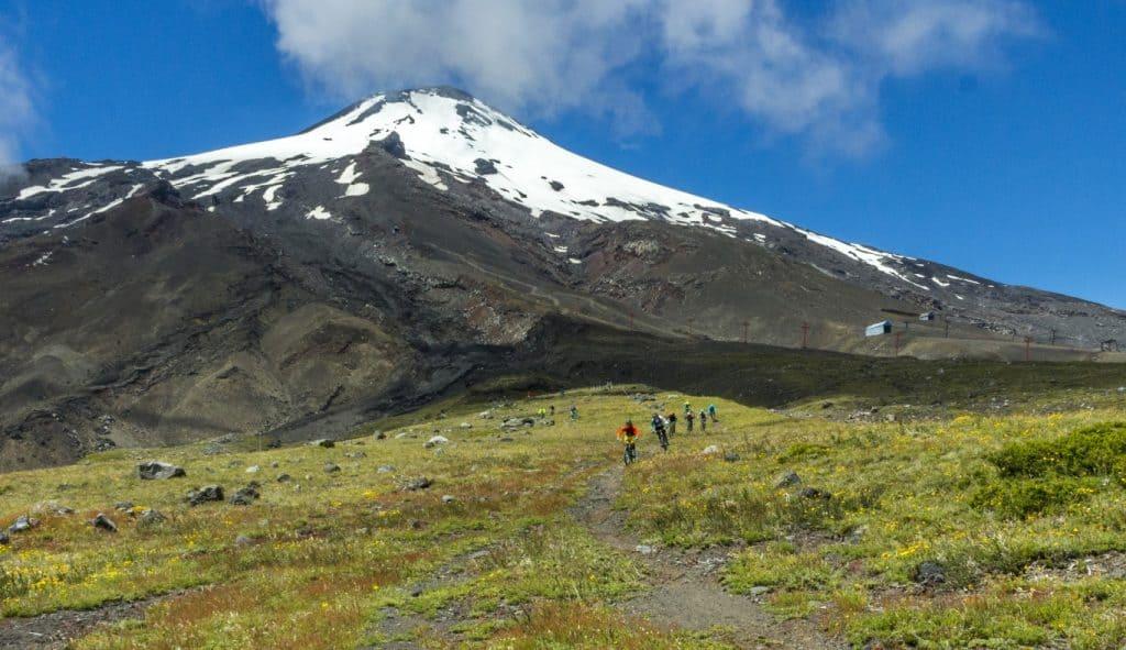 Yeti Tribe en Chile con Amity Tours