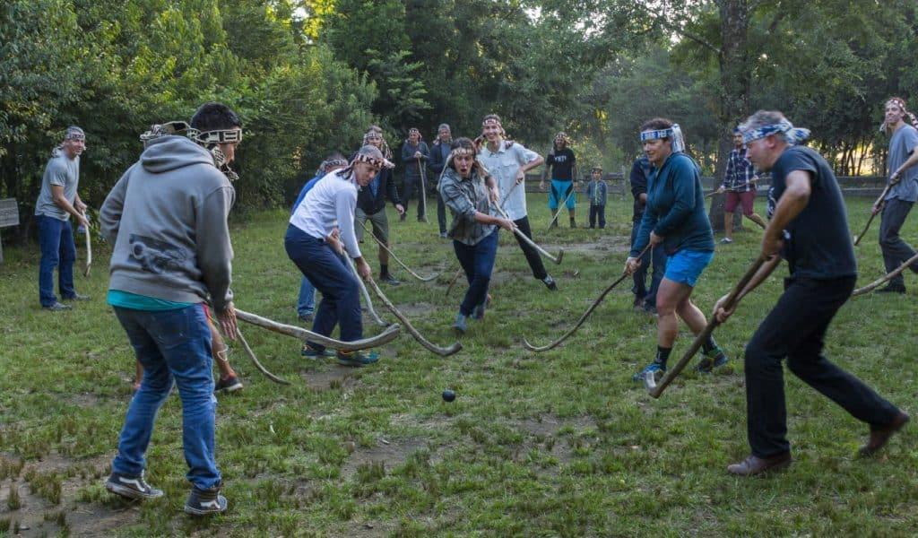 Yeti Tribe jugando Palin