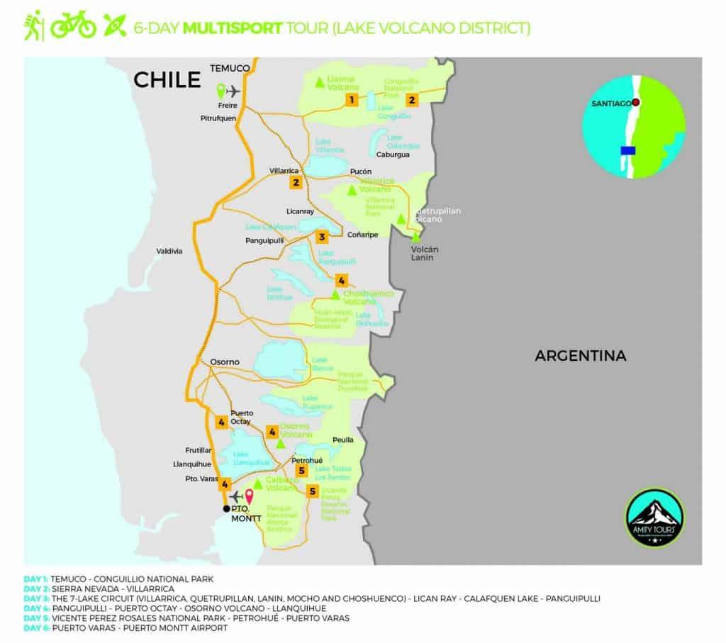 multisport chile