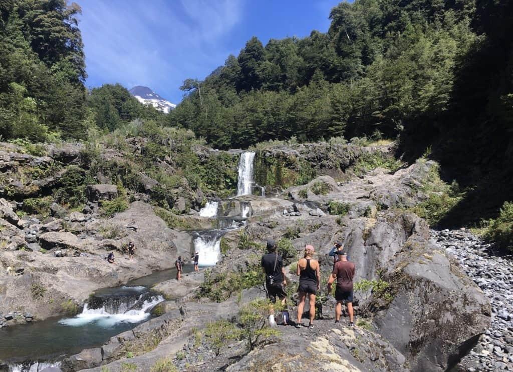 el cerduo waterfalls
