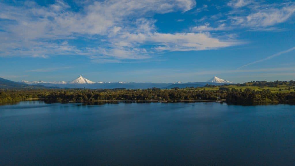 puntiagudo volcano osorno volcano