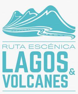 scenic route lake volcano district chile