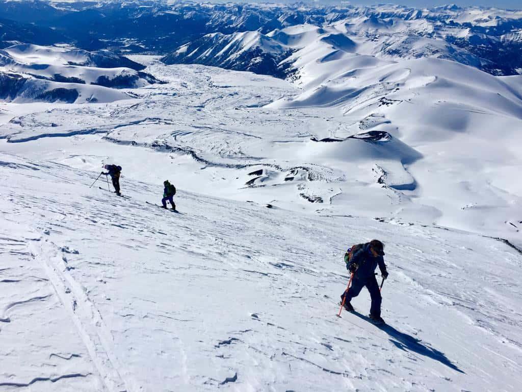 ski lonquimay