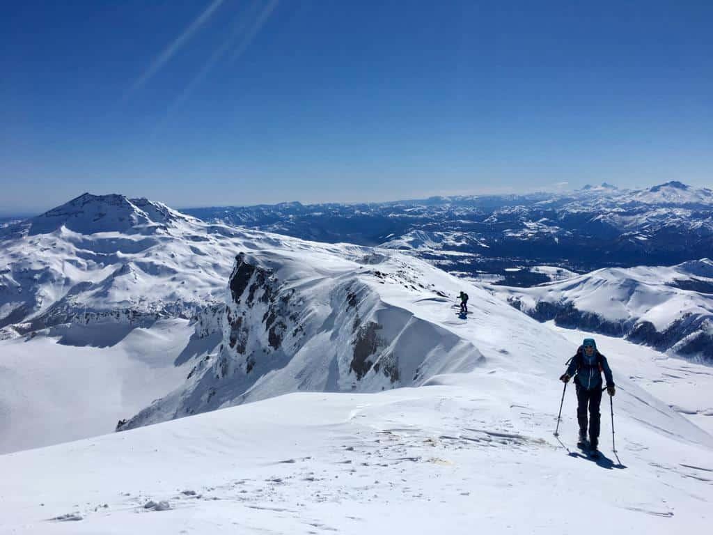 ski lonquimay volcano
