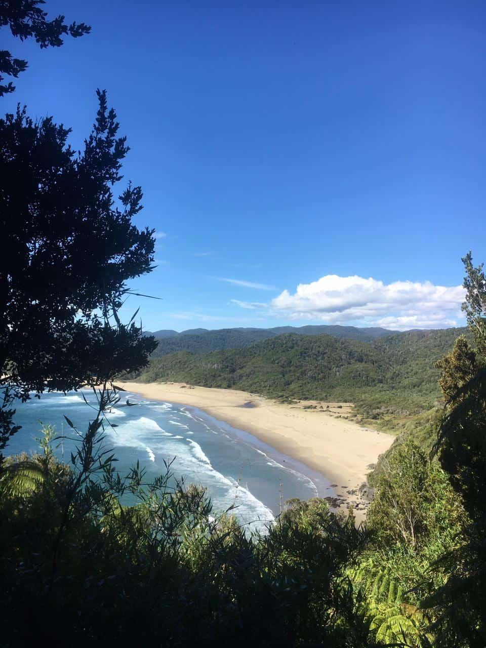 Beach Rana Ranú