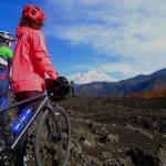 gravel bike conguillio chile