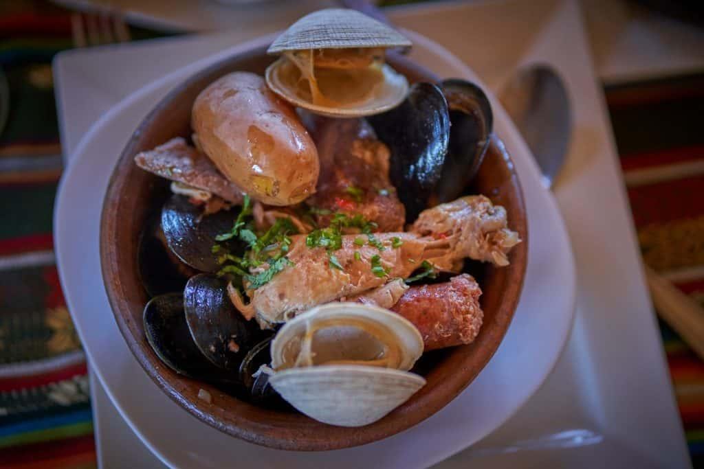 mapuche seafood