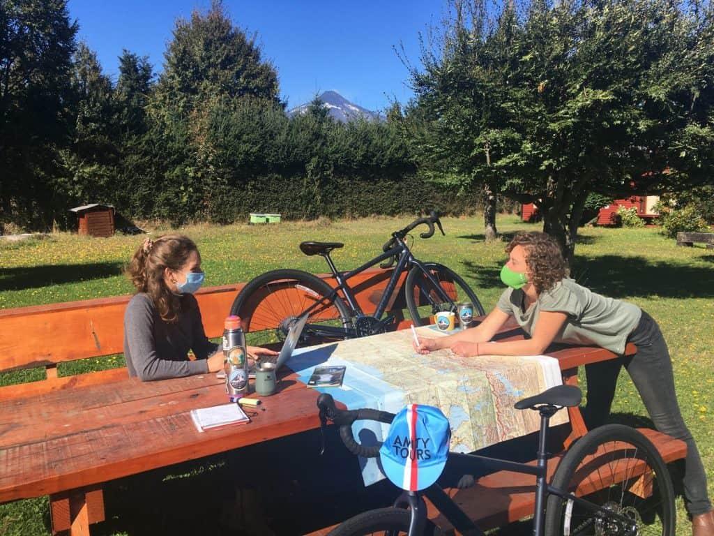 gravel bike chile mapuche