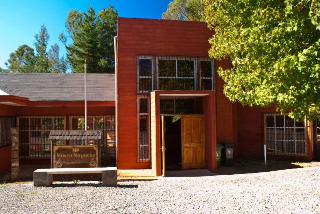 Mapuche Museum Puren Araucania