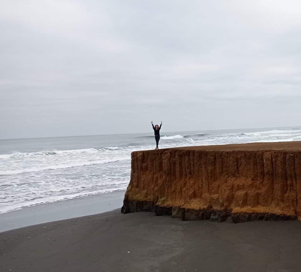 Pacific coast Mapuche La Araucania