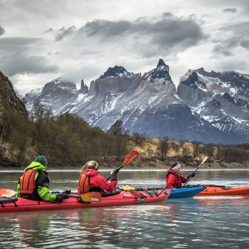 kayak grey patagonia