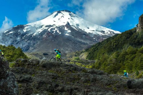 Mountainbike Tours Chile 7 Days